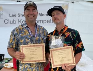 DOZE wins multiple honors at NCHF
